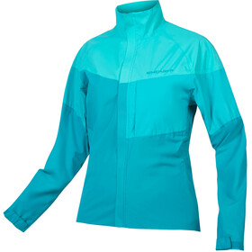 Endura Urban Luminite II Jacke Damen pacific blue